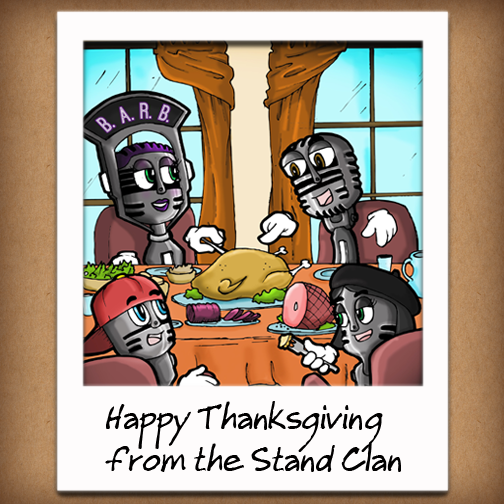 Stan Clan Thanksgiving