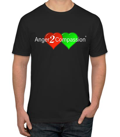 Anger 2 Compassion T-Shirt